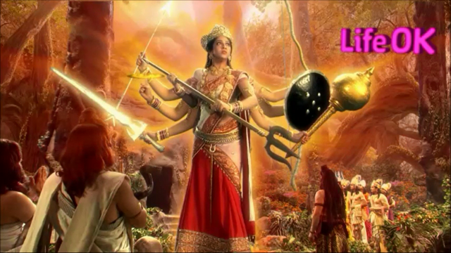 File:Eight-Armed Goddess Adishakti Grows To Massive Size.png