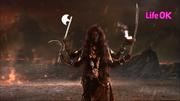 Four-Armed Furious Goddess Bhadrakali