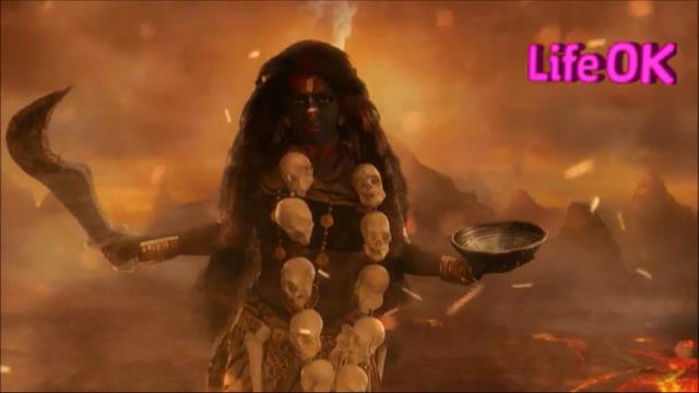 File:Goddess Kali, The Goddess of Destruction.png