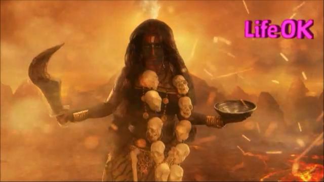 File:Goddess Kali, Goddess of Destruction.png