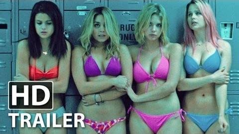 Spring Breakers - Trailer