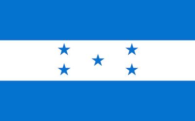 Datei:Honduras Flagge.png