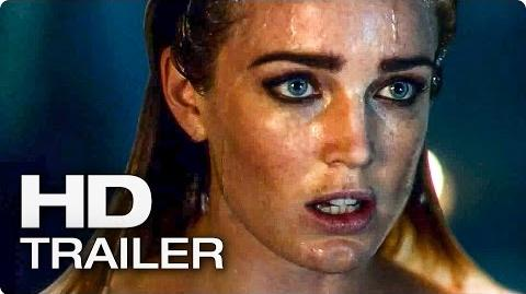 DC's LEGENDS OF TOMORROW Trailer (2016)-0