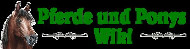 Datei:Pferde und Ponys Wiki Logo - Große Version.png