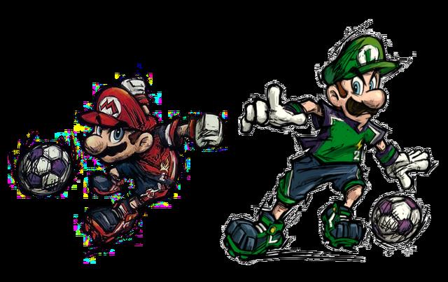 Datei:Super-Mario-Strikers-Mario-&-Luigi.png