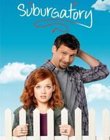 Suburgatory 3 poster