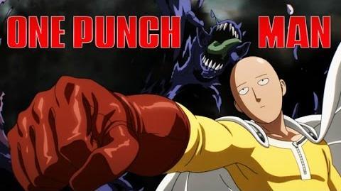 One Punch Man, Episode 01, OmU, FSK 12
