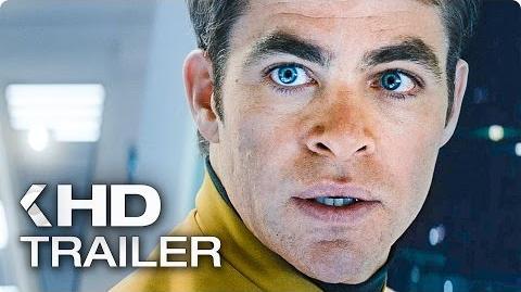 STAR TREK 3 Beyond Trailer 2 German Deutsch (2016)