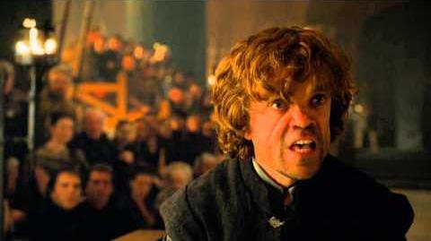 Game of Thrones Season 4 Episode 6 Clip - Tyrion's Breakdown (HBO)