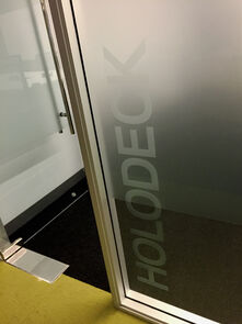 SF Office Holodeck