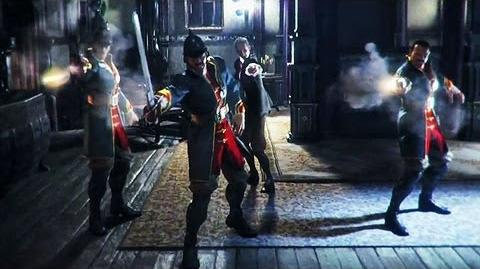 Dishonored - Erster Render-Trailer zum neuen Bethesda-Spiel