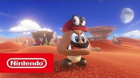 Super Mario Odyssey – Trailer der E3 2017 (Nintendo Switch)