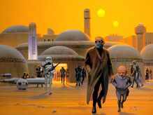 McQuarrie - Tatooine