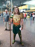 ComicCon Stuttgart Aquaman