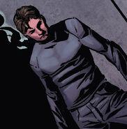 Dexter killing attire in the comics
