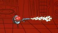 Ultrabot's Laser Gun