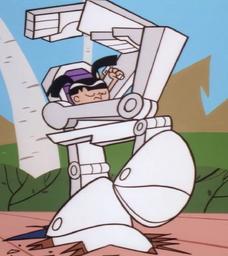 Mandark-Transformer