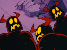 Dr. Diablos' Demonic Henchmen