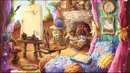 Meet the Fairies- Bess's Home (Inside)