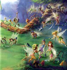 Tinker'scroquet