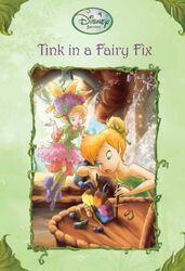 Tink in a fairy fix