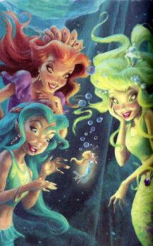 Never mermaids