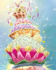 Comfort cake