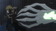 Jean protects Leo