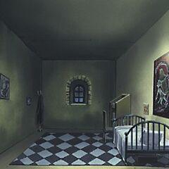Allen Walker's Room