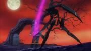 Mana attacks Allen