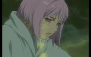 Rima absorbs flower