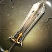 Battleworn Dragolith Sword