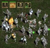 User Anetheron Skeleton Army