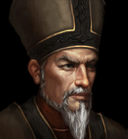 Archbishop Portrait