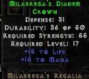 Milabrega's Diadem