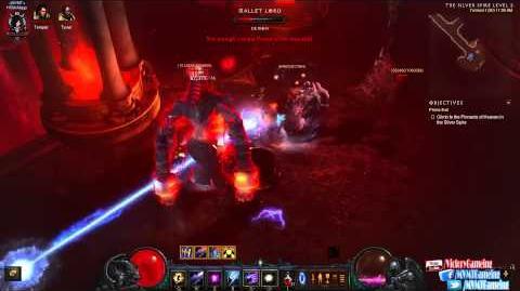 Blizzard Diablo 3 Light of Grace Legendary Source Demonstration