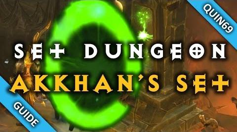 Diablo 3 Set Dungeon - Armor of Akkhan (Mastery How To Patch 2