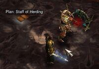 Staff of Herding Plans