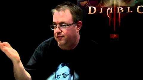 Gamescom 2010 Jay Wilson zu Diablo 3 Interview Teil 2