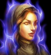 SpiritFemale1b Portrait