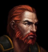 MaleRedhead Portrait