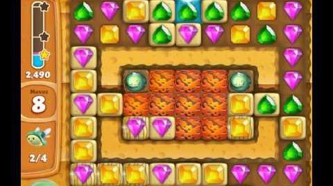 Diamond Digger Saga Level 114