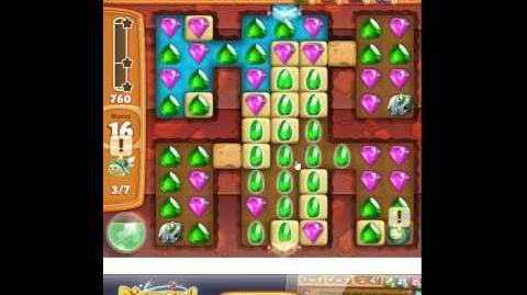 Diamond Digger Saga Level 356