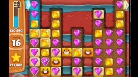 Diamond Digger Saga Level 593