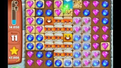 Diamond Digger Saga Level 166-0