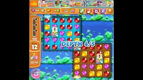 Diamond Digger Saga Level 548