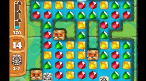 Diamond Digger Saga Level 318