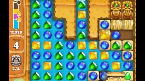 Diamond Digger Saga Level 122