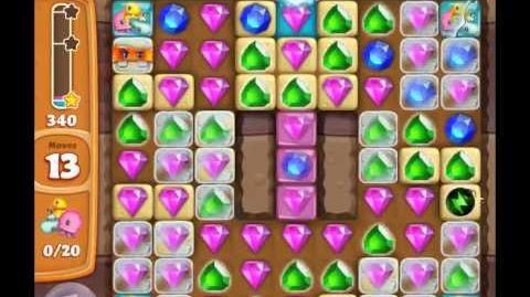 Diamond Digger Saga Level 497 NEW