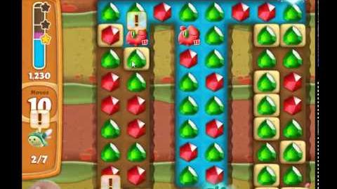 Diamond Digger Saga Level 672